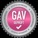 Siegel GAV Geprüft
